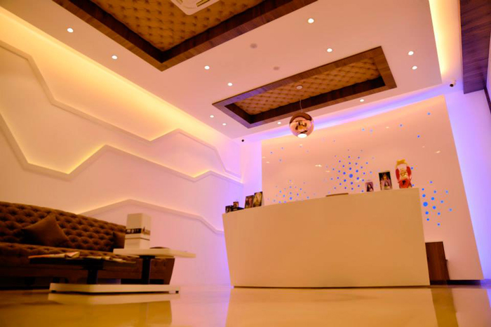 Aakaar Interior Commercial Design Shapping your destination